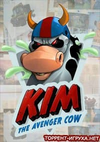 Kim The Avenger Cow