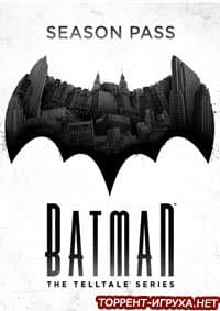 Batman The Telltale Series - Episode 1-5
