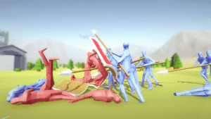 Totally Accurate Battle Simulator (СИМУЛЯТОР БИТВЫ)